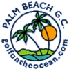 Palm Beach Golf Course Logo