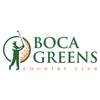 Boca Greens Country Club Logo